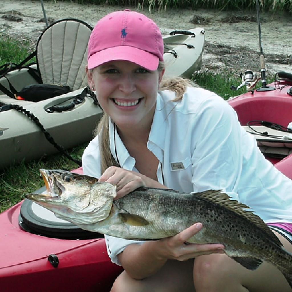 trout kayaks